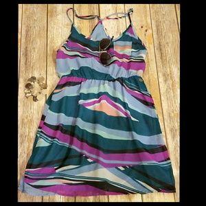 ROXY Little Racerback Dress Medium M